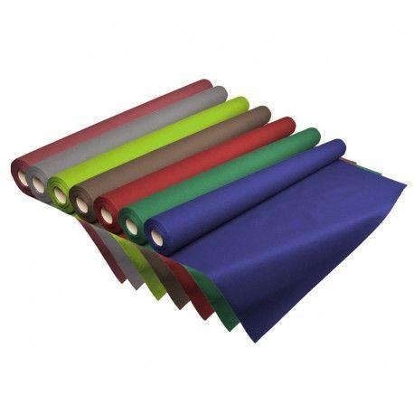 Rollo mantel Air laid Bambú 1x25m Color