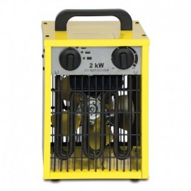 Calefactor Electrico RP20M Ventilacion 2 kW 300 m3/h 230 V