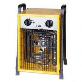 Calefactor Electrico RP33M Ventilacion 3 kW 400 m3/h 230 V