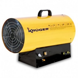 Calefactor Gas Manual 26,9/50 kW 1.500 m3/h 230 V