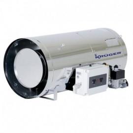 Calefactor Gas Automatico 48/125 kW 6.000 m3/h 230 V