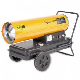 Calefactor Gas-Oil 30 kW 735 m3/h