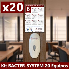 Kit BACTER-SYSTEM 1 Equipo