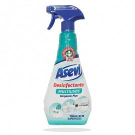 Asevi Multiusos Desinfectante Con Pulverizador 750ml