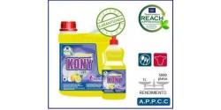 Kony Ultra Bac Lemon Lavavajillas Manual Ultra Concentrado