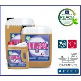 UNIVERSAL LV Detergente lavavajillas aguas duras