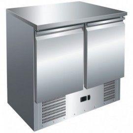 Mesa GN1/1 2 Puertas Refrigerada Compacta 'PEKIN'