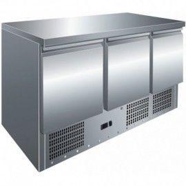 Mesa GN1/1 3 Puertas Refrigerada Compacta 'PEKIN'