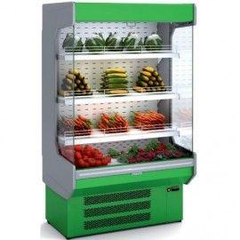 Mural Refrigerado Expositor Frutas y Verduras Fondo 860 'CORDOBA'