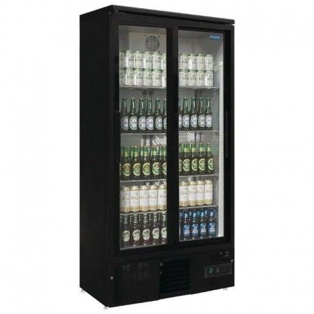 Expositor Refrigerado 490 litros 2 Puertas Correderas 'PEKIN'