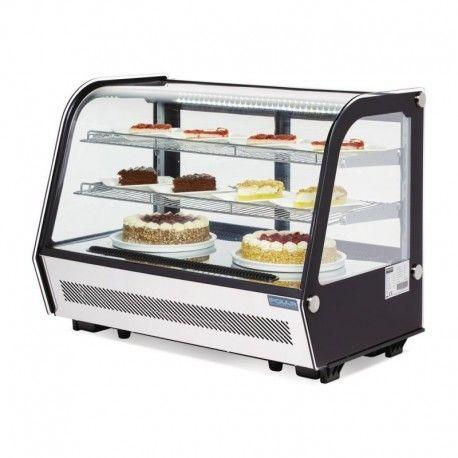 Expositor Refrigerado 4 Caras 120 litros 'PEKIN'